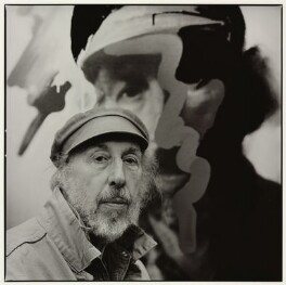 Richard Hamilton, by Nicholas Sinclair - NPG x77011