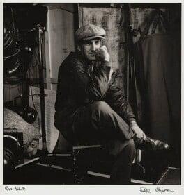 Russ Abbot, by Steve Shipman, August 1990 - NPG x47271 - © Steve Shipman / National PortraitGallery, London