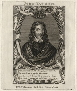John Tatham, published by William Richardson, after  Unknown artist - NPG D6857