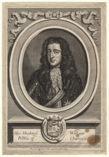 King William III, after Unknown artist - NPG D17028
