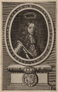 King William III, after Unknown artist - NPG D17029