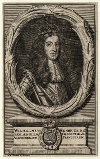 King William III, after Unknown artist - NPG D17030