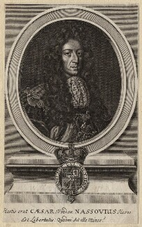 King William III, after Unknown artist - NPG D17032