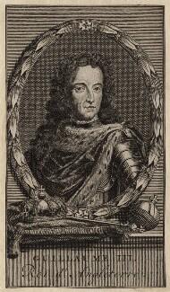 King William III, after Sir Godfrey Kneller, Bt - NPG D17036