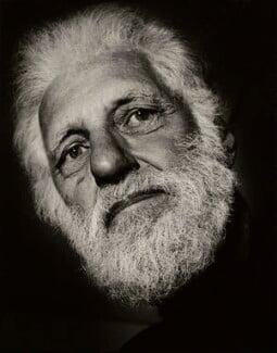 Julian Otto Trevelyan, by Alastair Thain, mid 1980s - NPG x36073 - © Alastair Thain