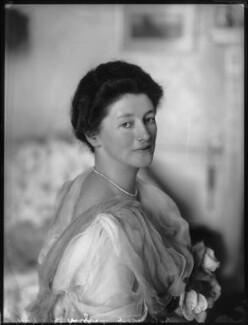 Hon. Eleanor Hereford (née Cockburn), by Bassano Ltd - NPG x104240