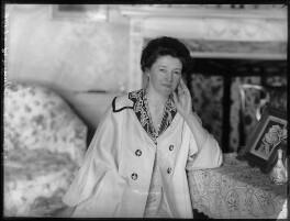 Hon. Eleanor Hereford (née Cockburn), by Bassano Ltd - NPG x104241