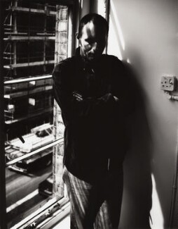 Glenn Brown, by Johnnie Shand Kydd - NPG x87374