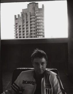 Richard Patterson, by Johnnie Shand Kydd - NPG x87399