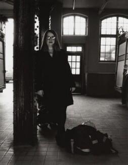 Jane Simpson, by Johnnie Shand Kydd - NPG x87407