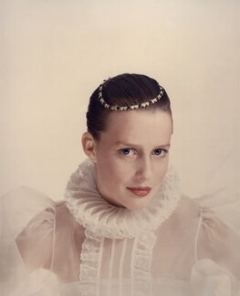 India Amanda Caroline Hicks, by Norman Parkinson - NPG x30160