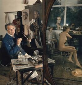 John Stanton Ward, by Norman Parkinson - NPG x30134