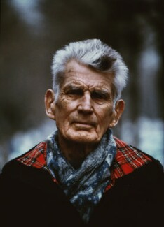 Samuel Beckett, by John Minihan - NPG x29009