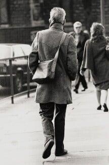 Samuel Beckett, by John Minihan, 1984 - NPG  - © John Minihan / National Portrait Gallery, London