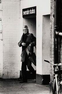 Samuel Beckett, by John Minihan - NPG x29001