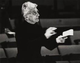 Samuel Beckett, by John Minihan - NPG x29000
