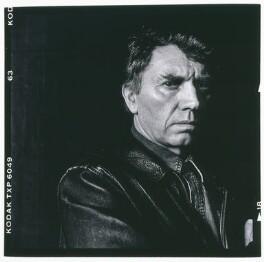 Don McCullin, by Jérôme de Perlinghi - NPG x47313