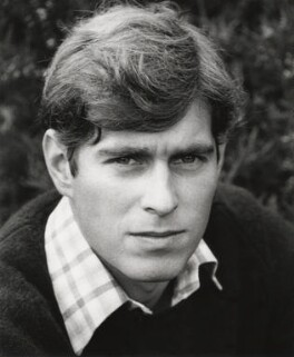Prince Andrew, Duke of York, by Norman Parkinson - NPG x30170