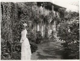 Charlotte Rampling, by Cecil Beaton - NPG x40974