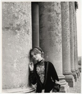 Charlotte Rampling, by Cecil Beaton, 1972 - NPG x40981 - © Cecil Beaton Studio Archive, Sotheby's London