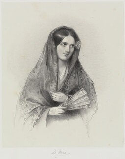 'La Nena' (Perea Nena), by Richard James Lane - NPG D21676