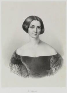 Mrs Roberts, by Richard James Lane - NPG D21677