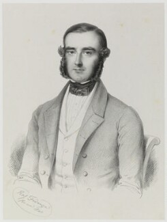 Matthew James Higgins, by Richard James Lane, after  Raffaele Fidanza - NPG D21682