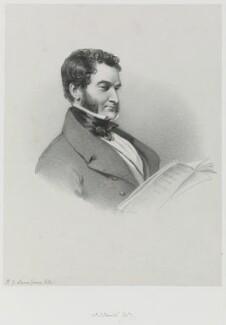 J.S. Smith, by Richard James Lane - NPG D21686