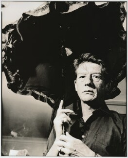 Sir John Hurt, by Alastair Thain - NPG x26022