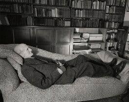 (George) Gilbert Aimé Murray, by Norman Parkinson, 1957 - NPG x30064 - © Norman Parkinson Archive