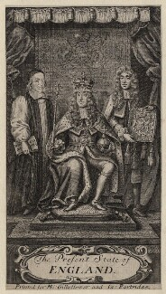 King William III, after Unknown artist - NPG D17041