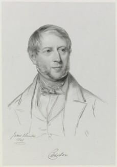 John Frederick Campbell, 1st Earl Cawdor, by Richard James Lane, after  James Rannie Swinton - NPG D21712
