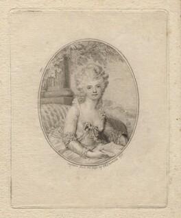 Mary Robinson (née Darby), by John Keyse Sherwin - NPG D17074