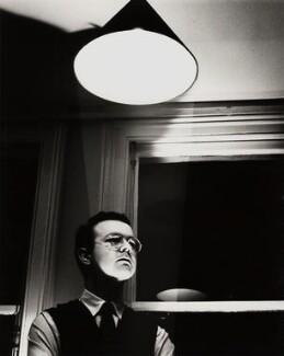 Ian Hislop, by Chris Garnham, September 1984 - NPG x25219 - © estate of Chris Garnham / National Portrait Gallery, London