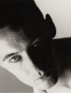 Roddy Frame, by Chris Garnham, 1980s - NPG x38109 - © estate of Chris Garnham / National Portrait Gallery, London