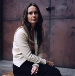 Ally Capellino (Alison Lloyd), by Ben Murphy - NPG x126825