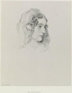 Violet Lockhart, by Richard James Lane, after  Elizabeth (née Rigby), Lady Eastlake - NPG D21737