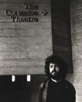 Stephen Poliakoff, by Mark Gerson - NPG x20117