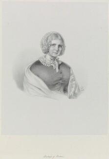 Elizabeth Gordon (née Brodie), Duchess of Gordon, by Richard James Lane - NPG D21742