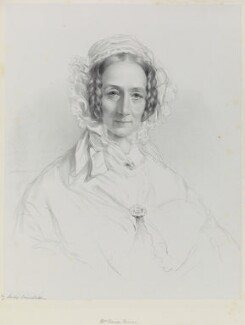 Mary Dawson Turner (née Palgrave), by Richard James Lane, after  Elizabeth (née Rigby), Lady Eastlake - NPG D21746
