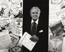 Vivian John Herman Ellis, by Mark Gerson, 1984 - NPG x25206 - © Mark Gerson / National Portrait Gallery, London