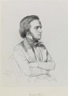 Antoine Roche, by Richard James Lane, after  (Wilhelm Augustus) Rudolf Lehmann - NPG D21750