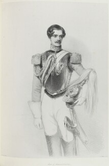 Francis Nathaniel Conyngham, 2nd Marquess Conyngham, by Richard James Lane, after  Stephen Catterson Smith - NPG D21752