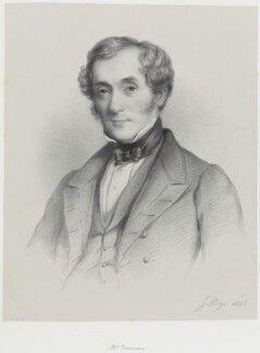 Mr Freeman, by Richard James Lane, after  John Bizo - NPG D21754
