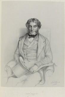 Samuel Trehawke Kekewich, by Richard James Lane, after  Richard Augustus Clack - NPG D21758