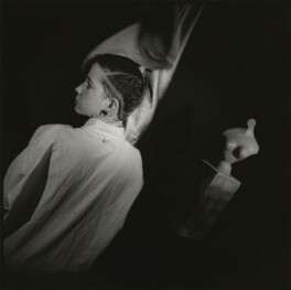 Kathy Acker (née Lehman), by Chris Garnham - NPG x38101