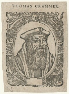 Thomas Cranmer, after Unknown artist - NPG D17084