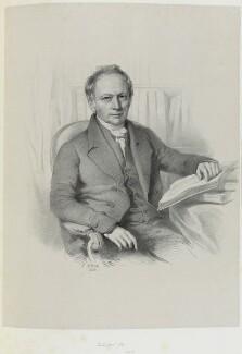 Samuel Hey, by Richard James Lane, after  Josiah Gilbert - NPG D21765