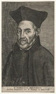 Robert Parsons, by Jacobus Neeffs (Neefs) - NPG D17087