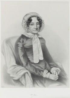 Mrs Shaw, by Richard James Lane - NPG D21771